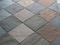 slate floors - How To Clean Slate Floors